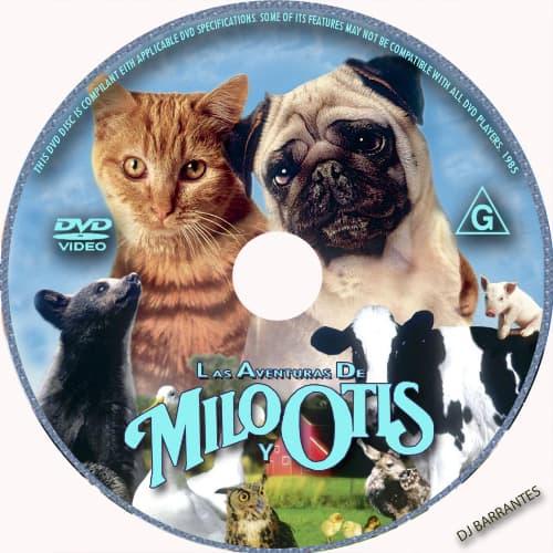 Milo y Otis