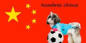 nomes chineses